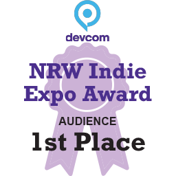 1st Place Indie Expo Award, Audience Choice
